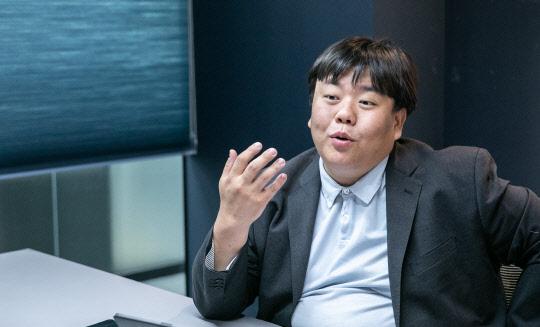 """[D파이오니어를 만나다] """"블록체인은 디지털 등기소… 태동기 시장서 글로벌 대표 될 것"""""""